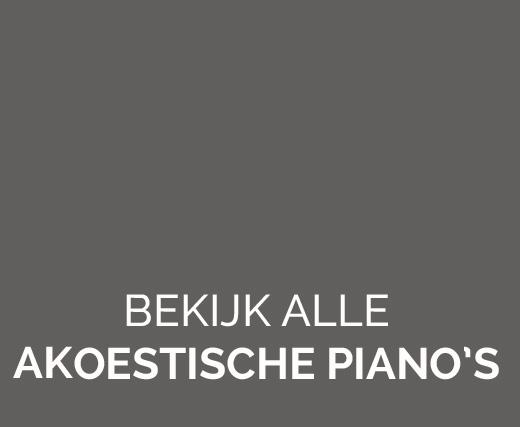 Akoestische piano kopen